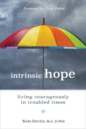 """Intrinsic Hope"" book cover"